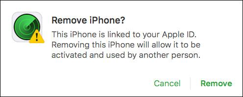كيفيّة تعطيل خاصيّة Find My iPhone عن بُعد باستخدام iCloud 41f87120e6332f51a49f