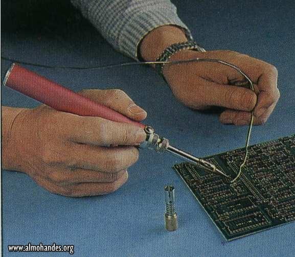 Soldering-Iron-solder
